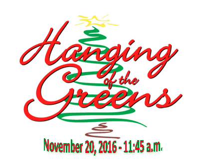 Hanging Of The Greens Saint Andrew United Methodist Church